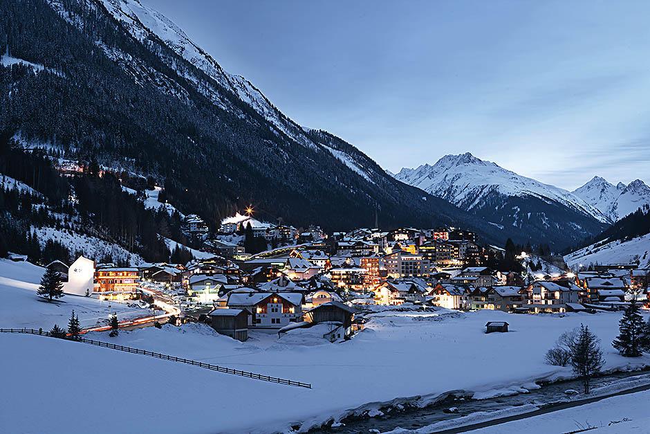 3. Ишгль, Австрия
