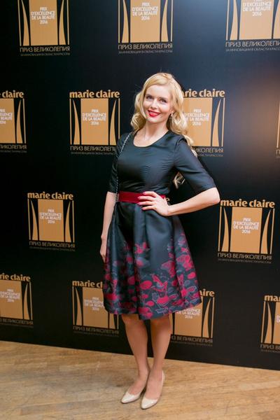 Marie Claire вручил премию в области красоты Prix d'Excellence de la Beauté 2016 | галерея [1] фото [19]