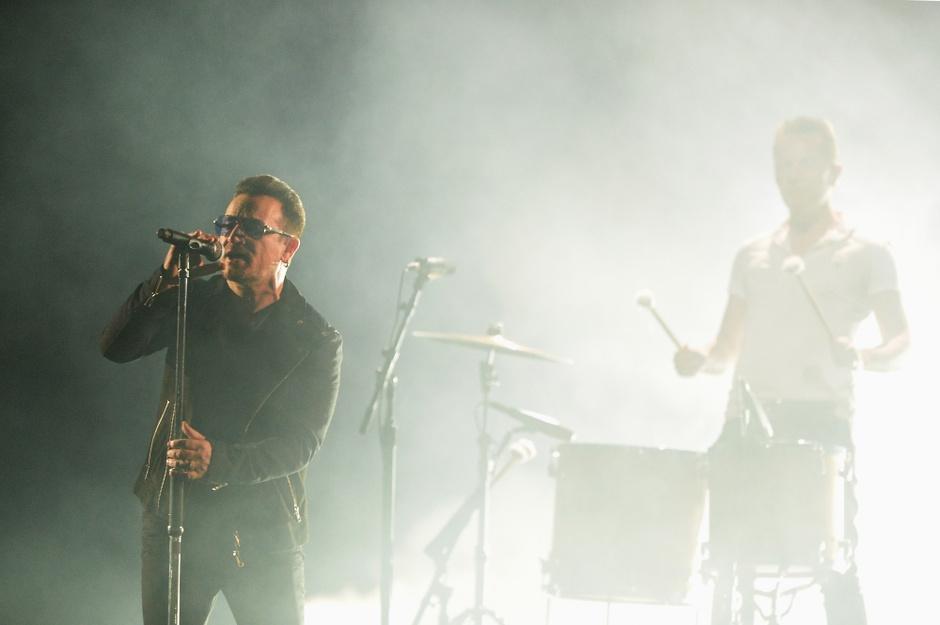 Группа U2: выступление