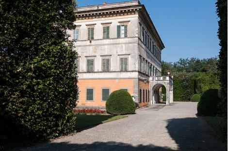 Вилла Марлия в Тоскане станет отелем   галерея [1] фото [25]