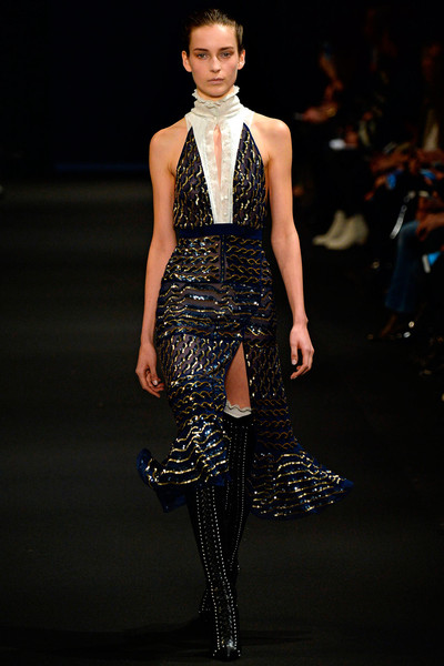 От первого лица: редактор моды ELLE о взлетах и провалах на Неделе Моды в Нью-Йорке | галерея [4] фото [2]