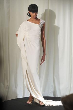 Показ Dominique Sirop коллекции сезона Весна-лето 2009 года Haute couture - www.elle.ru - Подиум - фото 86493