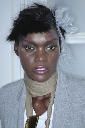 Показ On Aura Tout Vu коллекции сезона Осень-зима 2009-2010 года haute couture - www.elle.ru - Подиум - фото 88234