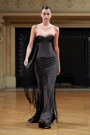 Показ Alexis Mabille коллекции сезона Осень-зима 2011-2012 года Haute couture - www.elle.ru - Подиум - фото 277056