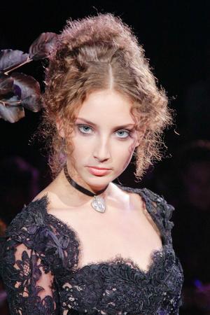 Показ Franc Sorbier коллекции сезона Осень-зима 2010-2011 года Haute couture - www.elle.ru - Подиум - фото 168086