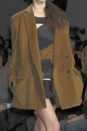 Показ DKNY коллекции сезона Осень-зима 2010-2011 года prêt-à-porter - www.elle.ru - Подиум - фото 142550