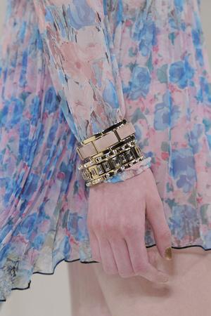 Показ Nina Ricci коллекции сезона Весна-лето 2014 года prêt-à-porter - www.elle.ru - Подиум - фото 567369