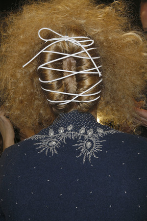 Показ Christian Dior коллекции сезона Весна-лето 2009 года Haute couture - www.elle.ru - Подиум - фото 86406
