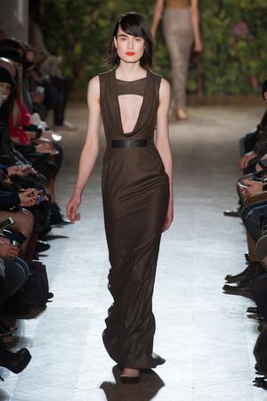Показ Didit Hediprasetyo коллекции сезона Весна-лето 2014 года haute couture - www.elle.ru - Подиум - фото 575401