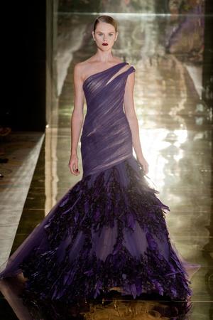 Показ Georges Chakra коллекции сезона Осень-зима 2012-2013 года Haute couture - www.elle.ru - Подиум - фото 403200