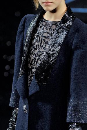 Показ  коллекции сезона Осень-зима 2011-2012 года Haute couture - www.elle.ru - Подиум - фото 278448