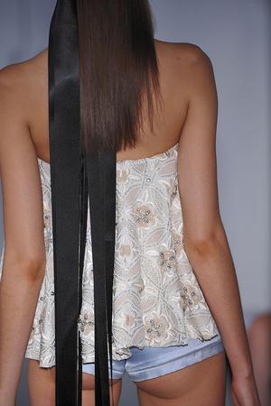 Показ Alexis Mabille коллекции сезона Осень-зима 2009-2010 года haute couture - www.elle.ru - Подиум - фото 87137