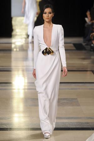 Показ Stephane Rolland коллекции сезона Весна-лето 2011 года Haute couture - www.elle.ru - Подиум - фото 215997
