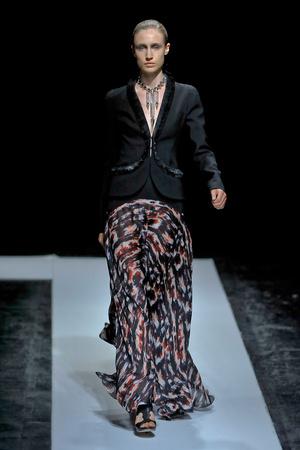 Показ Maxime Simoens коллекции сезона Осень-зима 2011-2012 года haute couture - www.elle.ru - Подиум - фото 278930