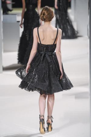 Показ Elie Saab коллекции сезона Весна-лето 2011 года Haute couture - www.elle.ru - Подиум - фото 216813