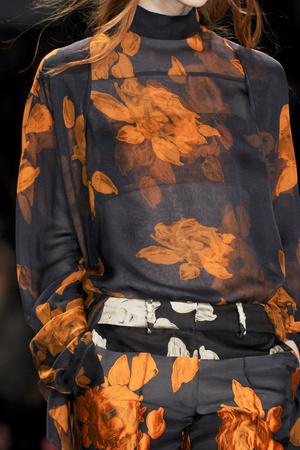 Показ Vera Wang коллекции сезона Осень-зима 2013-2014 года Prêt-à-porter - www.elle.ru - Подиум - фото 502927