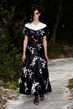 Показ  коллекции сезона Весна-лето 2013 года Haute couture - www.elle.ru - Подиум - фото 478959