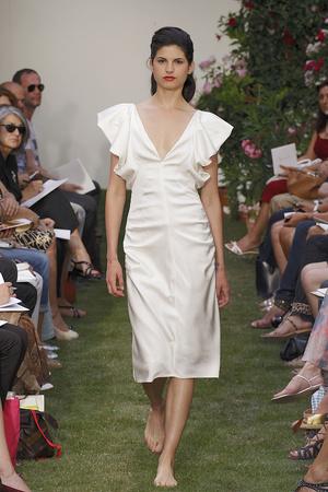 Показ Maison Rabih коллекции сезона Осень-зима 2010-2011 года haute couture - www.elle.ru - Подиум - фото 168195
