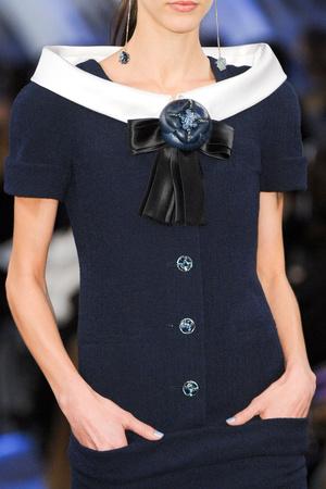 Показ  коллекции сезона Весна-лето 2012 года haute couture - www.elle.ru - Подиум - фото 331427