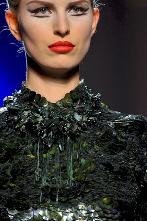 Показ Jean Paul Gaultier коллекции сезона Осень-зима 2011-2012 года haute couture - www.elle.ru - Подиум - фото 279345