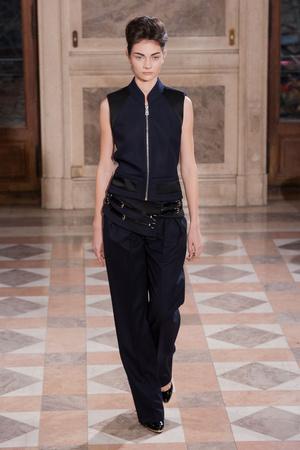 Показ Bouchra Jarrar коллекции сезона Весна-лето 2014 года haute couture - www.elle.ru - Подиум - фото 574673