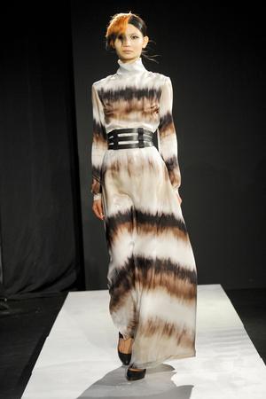 Показ Mandy Coon коллекции сезона Осень-зима 2011-2012 года prêt-à-porter - www.elle.ru - Подиум - фото 227476