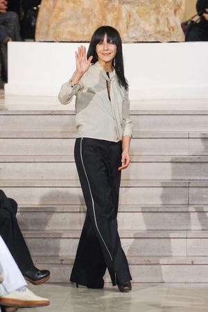 Показ Bouchra Jarrar коллекции сезона Весна-лето 2012 года Haute couture - www.elle.ru - Подиум - фото 330142