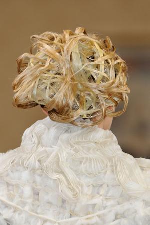 Показ Maurizio Galante коллекции сезона Весна-лето 2013 года Haute couture - www.elle.ru - Подиум - фото 477206