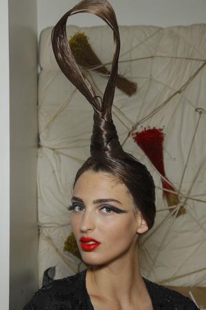 Показ Jean Paul Gaultier коллекции сезона Осень-зима 2010-2011 года haute couture - www.elle.ru - Подиум - фото 168527