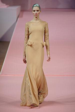 Показ Alexis Mabille коллекции сезона Весна-лето 2013 года Haute couture - www.elle.ru - Подиум - фото 477549