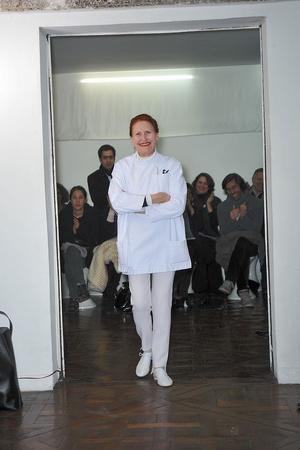 Показ Adeline Andre коллекции сезона Весна-лето 2010 года Haute couture - www.elle.ru - Подиум - фото 138069