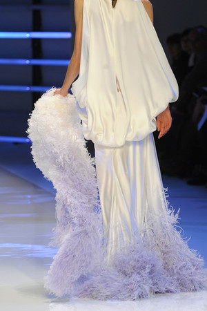 Показ Alexander Vauthier коллекции сезона Весна-лето 2012 года Haute couture - www.elle.ru - Подиум - фото 331966