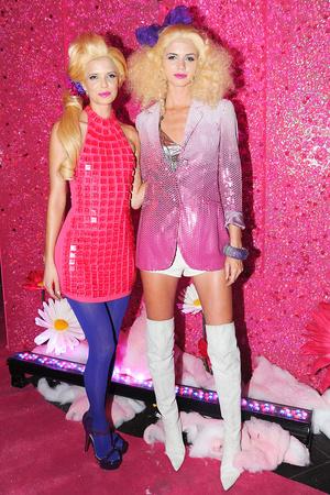 Показ Barbie коллекции сезона Осень-зима 2012-2013 года prêt-à-porter - www.elle.ru - Подиум - фото 346176