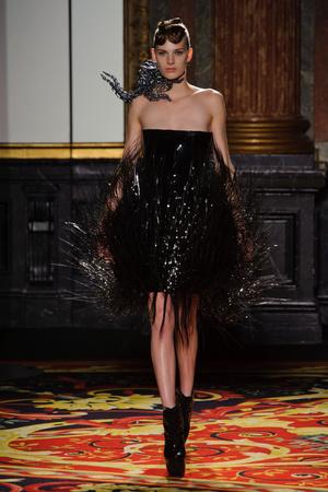 Показ  коллекции сезона Весна-лето 2013 года Haute couture - www.elle.ru - Подиум - фото 477482