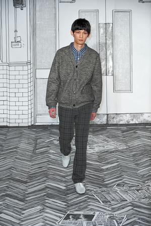 Показ Peter Jensen коллекции сезона Осень-зима 2010-2011 года prêt-à-porter - www.elle.ru - Подиум - фото 144221