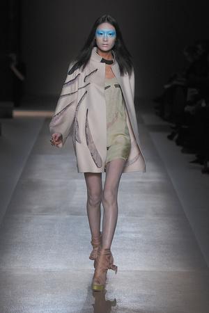 Показ Valentino коллекции сезона Весна-лето 2010 года Haute couture - www.elle.ru - Подиум - фото 139288