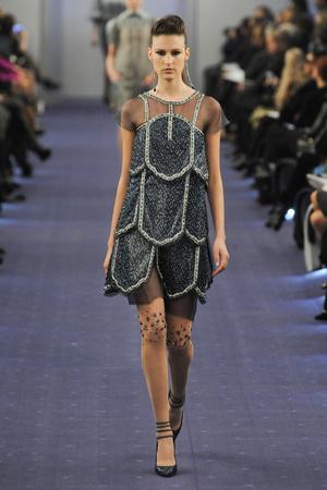 Показ  коллекции сезона Весна-лето 2012 года haute couture - www.elle.ru - Подиум - фото 331324