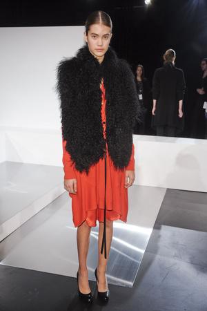 Показ Tess Giberson коллекции сезона Осень-зима 2011-2012 года prêt-à-porter - www.elle.ru - Подиум - фото 226201