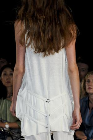 Показ Tess Giberson коллекции сезона Весна-лето 2013 года prêt-à-porter - www.elle.ru - Подиум - фото 449892