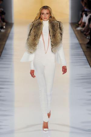 Показ Alexander Vauthier коллекции сезона Осень-зима 2012-2013 года haute couture - www.elle.ru - Подиум - фото 404480