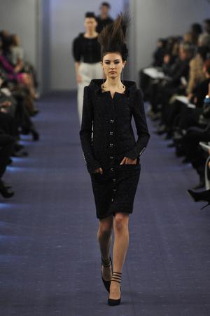 Показ  коллекции сезона Весна-лето 2012 года haute couture - www.elle.ru - Подиум - фото 331323