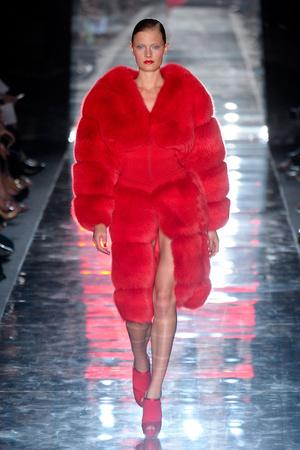 Показ Alexander Vauthier коллекции сезона Осень-зима 2011-2012 года haute couture - www.elle.ru - Подиум - фото 278100