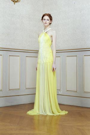 Показ Rami Al ALi коллекции сезона Весна-лето 2014 года Haute couture - www.elle.ru - Подиум - фото 574374