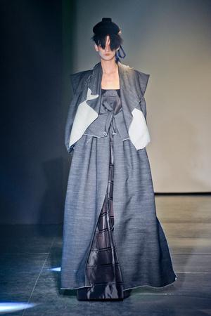 Показ Vivienne Westwood коллекции сезона Осень-зима 2012-2013 года Prêt-à-porter - www.elle.ru - Подиум - фото 379809