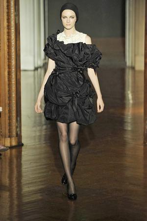 Показ Christian Lacroix коллекции сезона Осень-зима 2009-2010 года haute couture - www.elle.ru - Подиум - фото 87353