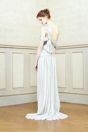 Показ Rami Al ALi коллекции сезона Весна-лето 2014 года Haute couture - www.elle.ru - Подиум - фото 574366