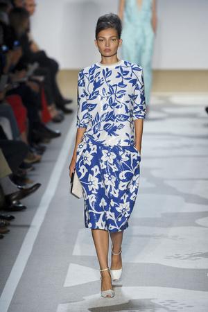 Показ Diane Von Furstenberg коллекции сезона Весна-лето 2012 года prêt-à-porter - www.elle.ru - Подиум - фото 293711