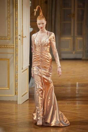 Показ Alexis Mabille коллекции сезона Осень-зима 2012-2013 года haute couture - www.elle.ru - Подиум - фото 403457
