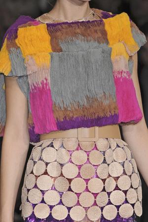 Показ Marni коллекции сезона Весна-лето 2009 года Prêt-à-porter - www.elle.ru - Подиум - фото 82759
