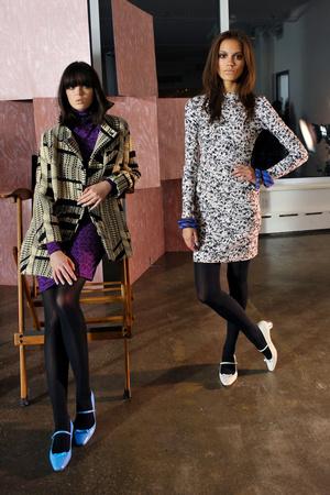 Показ Calla коллекции сезона Осень-зима 2012-2013 года prêt-à-porter - www.elle.ru - Подиум - фото 340250